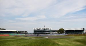 This weekend's British Grand Prix takes place at Silverstone in Northampton, England. Photograph: Getty Images