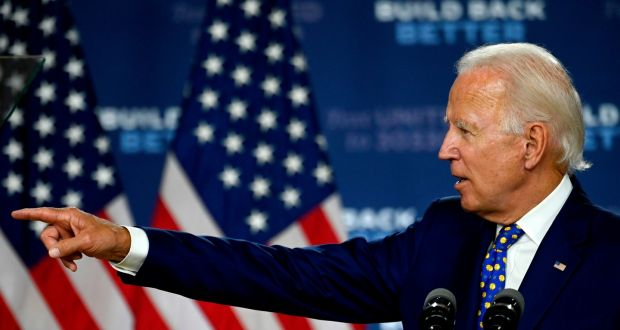 Lots On The Line As Joe Biden Moves To Select His Potential Vp