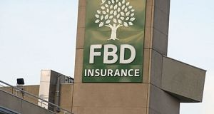 FBD has put a planned €35m dividend on 2019 earnings on ice. File photograph: The Irish Times