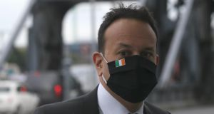 Minister for Enterprise Leo Varadkar. Photograph: Stephen Collins