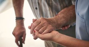 Residents in nursing homes  accounted for more than half of all Covid-19 related death. Photograph: iStock