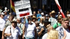 Thousands march in Berlin against coronavirus measures