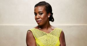 Uzo Aduba: 'You can't contextualise racism' Photograph: Kevin Mazur/WireImage/Getty