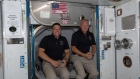 Nasa astronauts head home aboard SpaceX capsule