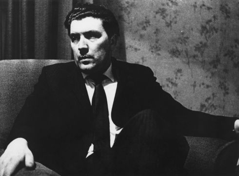 Irish politician John Hume, circa 1970.  Photograph: Three Lions/Hulton Archive/Getty Images