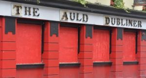 Ireland may need to consider reopening pubs on a county by county basis depending on local coronavirus threat levels, Mike Ryan, executive director with the World Health Organisation has suggested.  Photograph: Alan Betson / The Irish Times