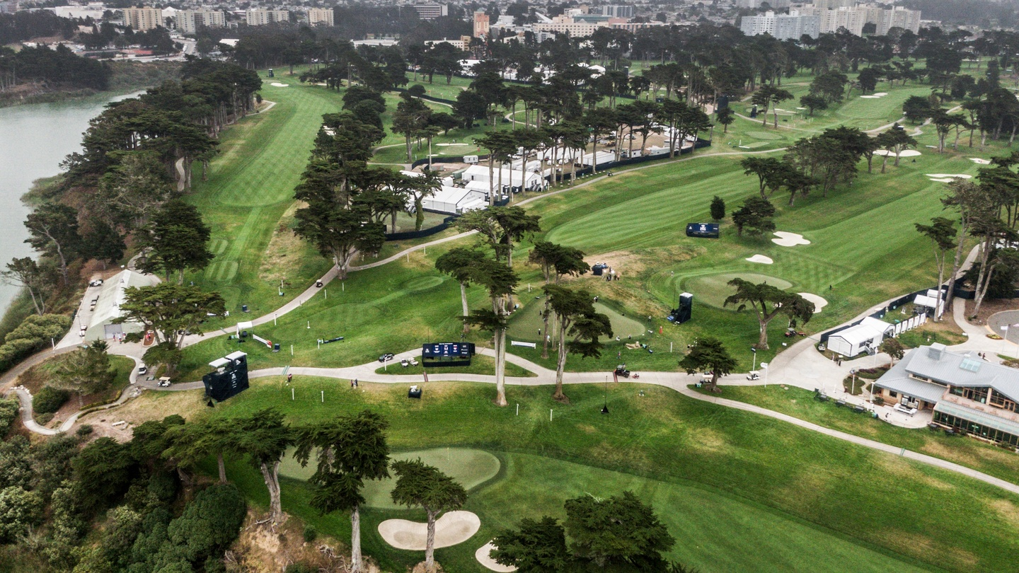 Harding Park Named After A Lousy Us President Who Never Stepped Foot On It
