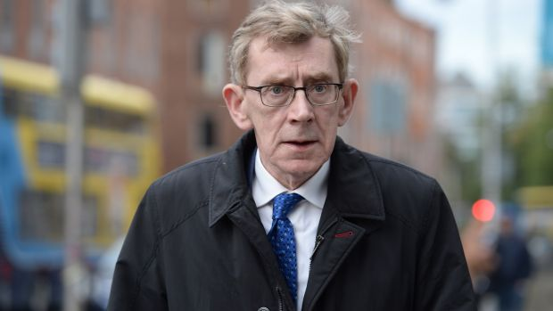 Barrister and NUI Galway law lecturer Tom O'Malley was asked to carry out the study after rugby players Paddy Jackson and Stuart Olding were acquitted of raping a woman at a house party in Belfast. Photograph: Dara Mac Dónaill