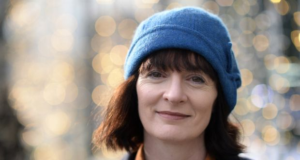 Cathy Sweeney:   shortlisted for the 2020 Butler Literary Award, along with her daughterr Lucy Sweeney Byrne; fellow short story writer Wendy Erskine; Ian Maleney; and Oisín Fagan. Photograph: Dara Mac Dónaill