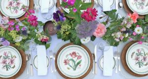 Tablescape highlights how to create attractive settings