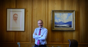 Micheál Martin: 'We have to count to ten, stay calm and focused'