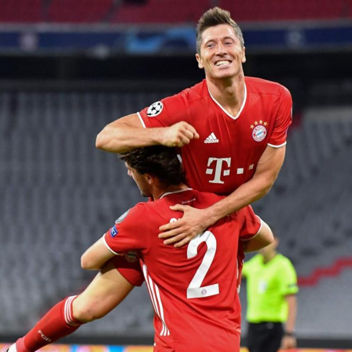 Bayern Munich Complete Formalities With Rout Over Chelsea