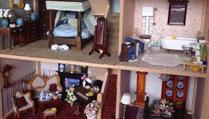 'My friend's doll house was the most magnificent such toy I had ever seen in private ownership.' File photograph: iStock
