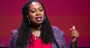 Labour MP Dawn Butler:  she was pulled over by  police officers in Hackney, east London. Photograph:   Jane Barlow/PA Wire