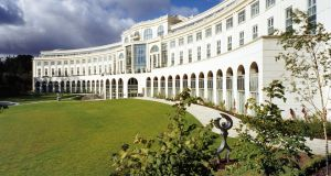 Marriott operates seven luxury hotels in Ireland, including the Powerscourt Hotel in Co Wicklow.