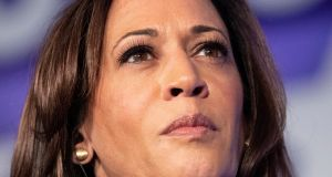 Joe Biden names Kamala Harris as running mate for US election