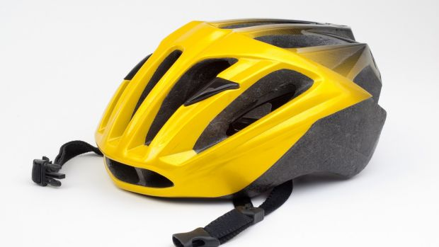 Wear a helmet and if you're cycling at night make sure you're highly visible with reflective gear and lights.