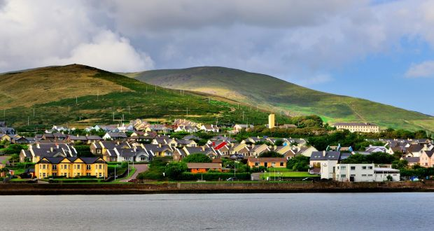 Dingle has weathered many storms, literally and metaphorically over the years and this summer it is still working away to welcome every visitor that comes along. Photograph: iStockphoto