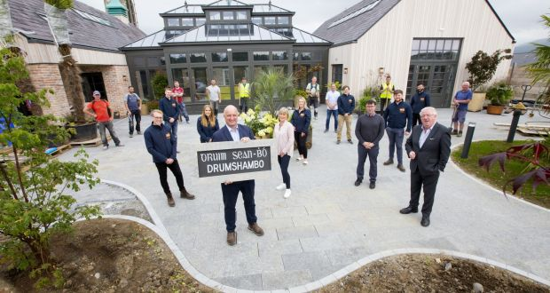 The €3m visitor centre at the Shed Distillery in Co Leitrim will open on September 10th
