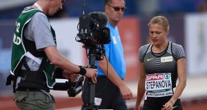 Yuliya Stepanova helped lift the lid on the extent of the doping problem within Russian sport. Photograph: Getty Images
