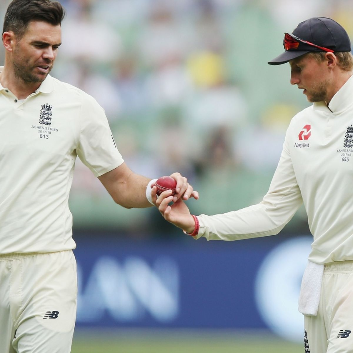 Root Confirms Anderson Will Start Second Test