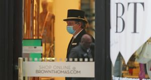 Brown Thomas and Arnotts have announced 150 job losses. Photograph Nick Bradshaw