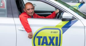 Taxi driving: 'Now I'm deciding where I'm going to park'