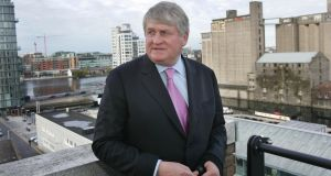 "Businessman Denis O'Brien is named in the Iris O'Brien Foundation's accounts as its ""principal funder"". Photograph: Matt Kavanagh"
