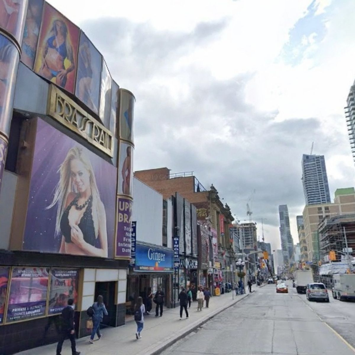 Toronto Strip Club Employee May Have Exposed About 550 People To Covid 19