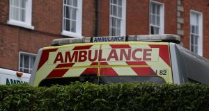 St John Ambulance: the organisation has been urged to review its child protection standards. Photograph: Nick Bradshaw/The Irish Times