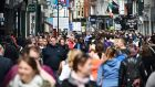 'Suddenly the idea of being in a packed store on Christmas Eve getting just the thing you needed and going out into a thronged Grafton Street doesn't some all that appealing anymore.' Photograph: iStock