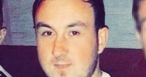 Aaron Brady: convicted of the capital murder of Det Garda Adrian Donohoe. Photograph: Ciara Wilkinson