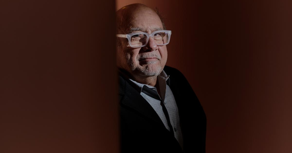 Danny DeVito. File photograph: Jake Michaels/The New York Times