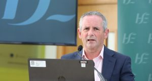 Paul Reid said on Thursday that comments by Eamon Ryan that the testing and tracing system had been 'caught off guard' last week do not reflect what happened. Photograph: Sam Boal/Photocall Ireland