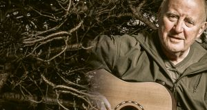 NCH presents Christy Moore solo livestream on September 19th