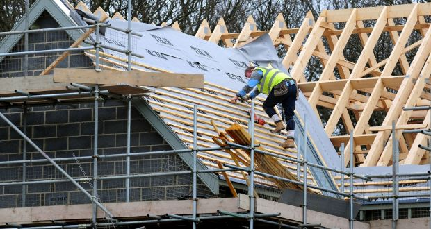 In the UK and Europe, in between the contractor and speculative developer approach lies a third procurement model that is ideal for providing high volumes of houses at affordable prices. Photograph: Rui Vieira/PA Wire