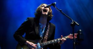 Hozier toured extensively in the US and Europe last year, promoting his Wasteland Baby! album.