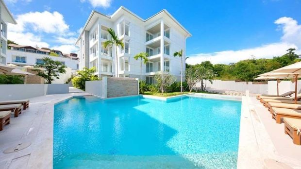 Apartment in gated complex in Koh Samui