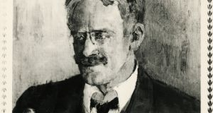 Knut Hamsun, winner of the Nobel Prize for Literature in 1920 for Growth of the Soil. Photograph: Getty