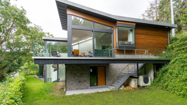 The former woodlands school at the Glen of the Downs in Delgany, Co Wicklow, is available for rent for €7,500 per month