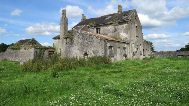 Guiding at €109,500, the former schoolhouse at Kylepark in Borrisokane, Co Tipperary comes with one acre of land