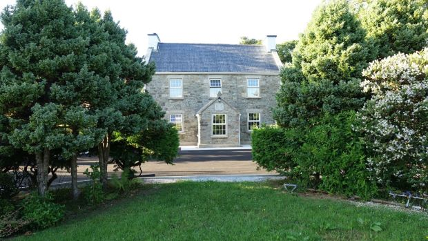 The former Aughavogue School House in Killybegs, Co Donegal is guiding at €295,000