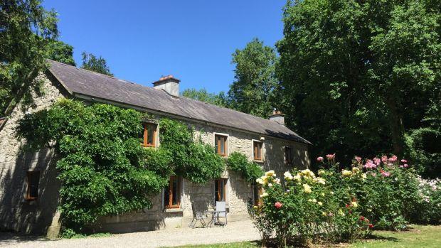 Set on 2.8 acres, Feddan House at Kiltegan, Co Wicklow is seeking €785,000