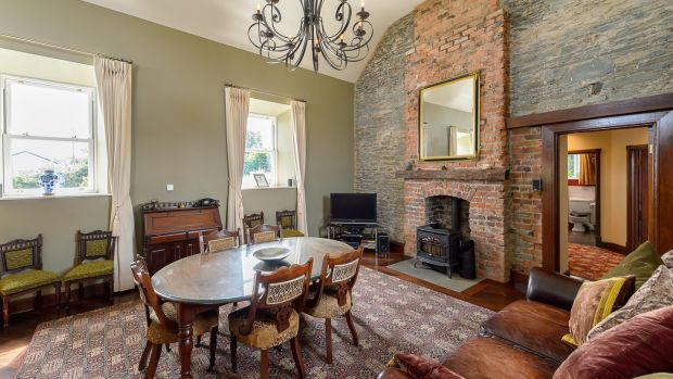 The Old School House at Fieldstown in Monasterboice, Co Louth, extends to 232sq m (2,502sq ft)