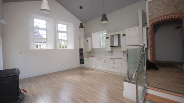 The Old School house in Killashandra is now a modern two-bedroom home
