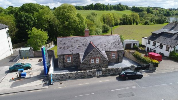 The Old School House in Killashandra, Co Cavan is guiding at a price of €295,000