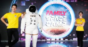 Adventures to the solar system wrap up this week's Space Camp