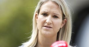 Minister for Justice Helen McEntee said the Cabinet felt a 'penal provision' could be viewed as extreme. Photograph: Sam Boal/Photocall Ireland