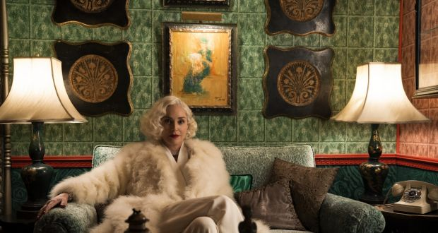 Sharon Stone in Ratched, Ryan Murphy's new Netflix drama. Photograph: Saeed/Netflix