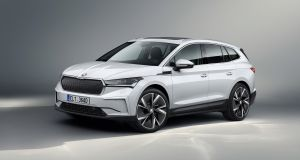 The Skoda Enyaq will go on sale here, starting in April 2021